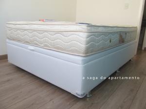 cama box baú com colchão