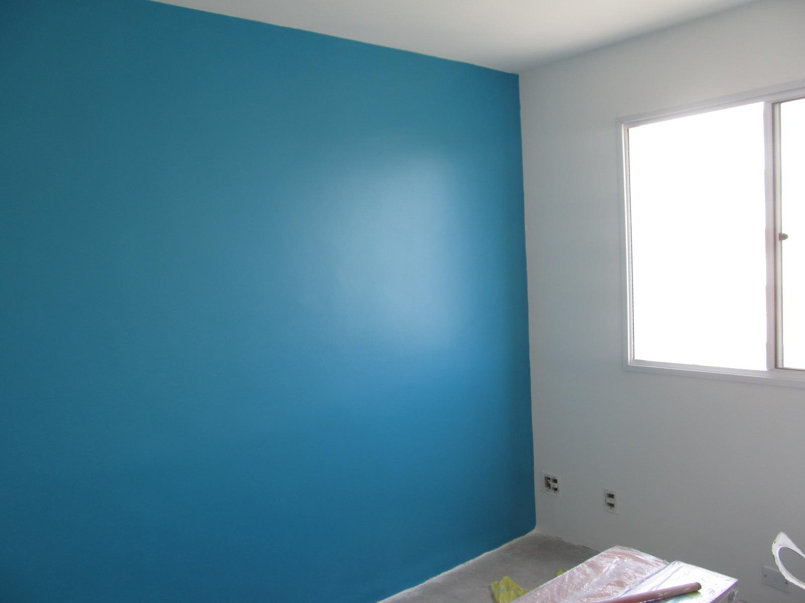 Coral Azul Tinta ~ Coral Decora Acabamento Acetinado a saga do apartamento