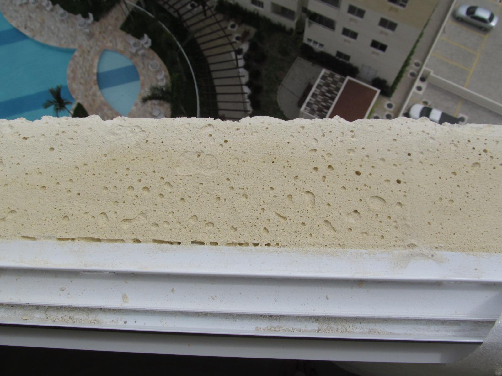 #366C7E  da Coral que segundo ele evita que a parede fique amarelada novamente 3909 Como Retirar Uma Folha Da Janela De Aluminio