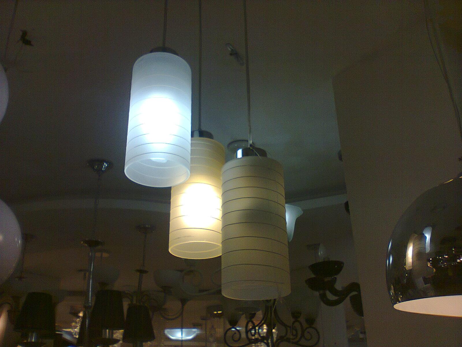 Objetos de desejo lustres e pendentes para sala de jantar - Tegola americana leroy merlin ...
