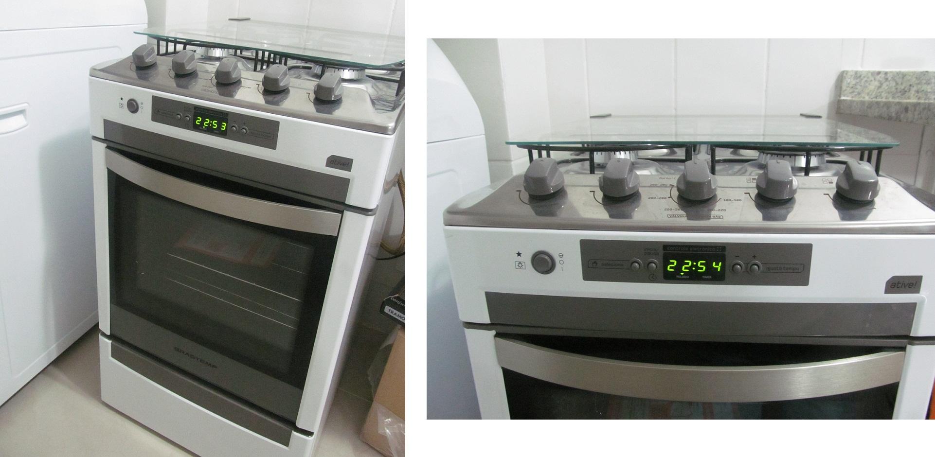 #645D4D  ao fogão também da Brastemp: Esse sim é da linha Brastemp Ative 1922x940 px Projetos De Cozinhas Brastemp #439 imagens