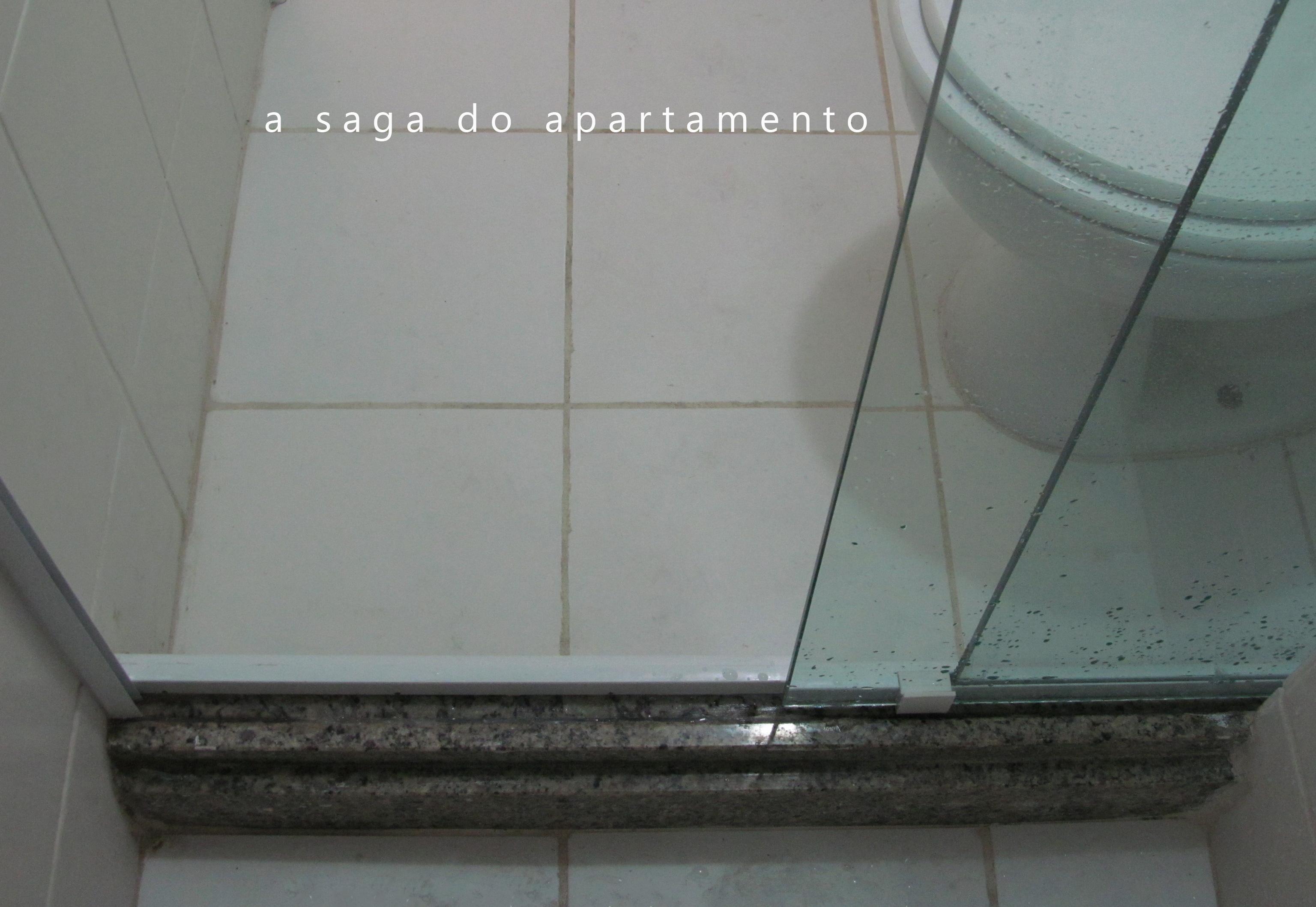 Reavaliando (e Refazendo!) o Box Blindex a saga do apartamento #5D6A6E 3072 2118