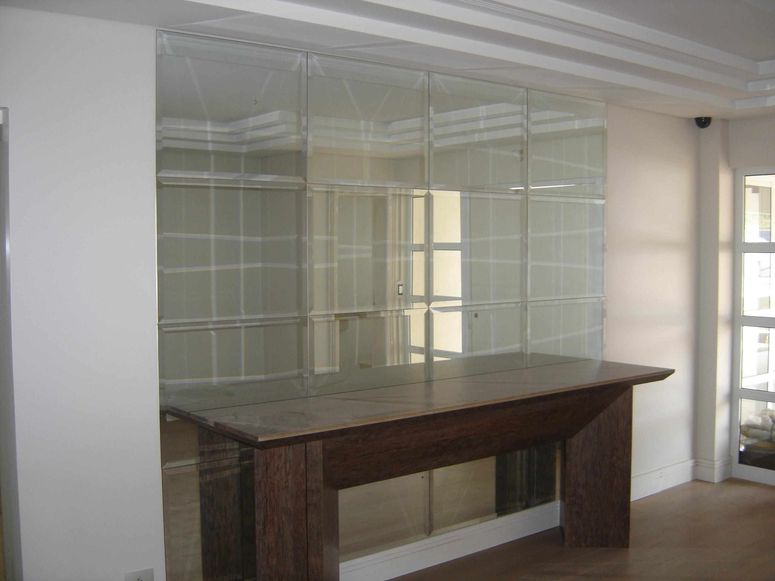 Espelhos Para Sala De Jantar Etna ~ espelho bisotado  a saga do apartamento