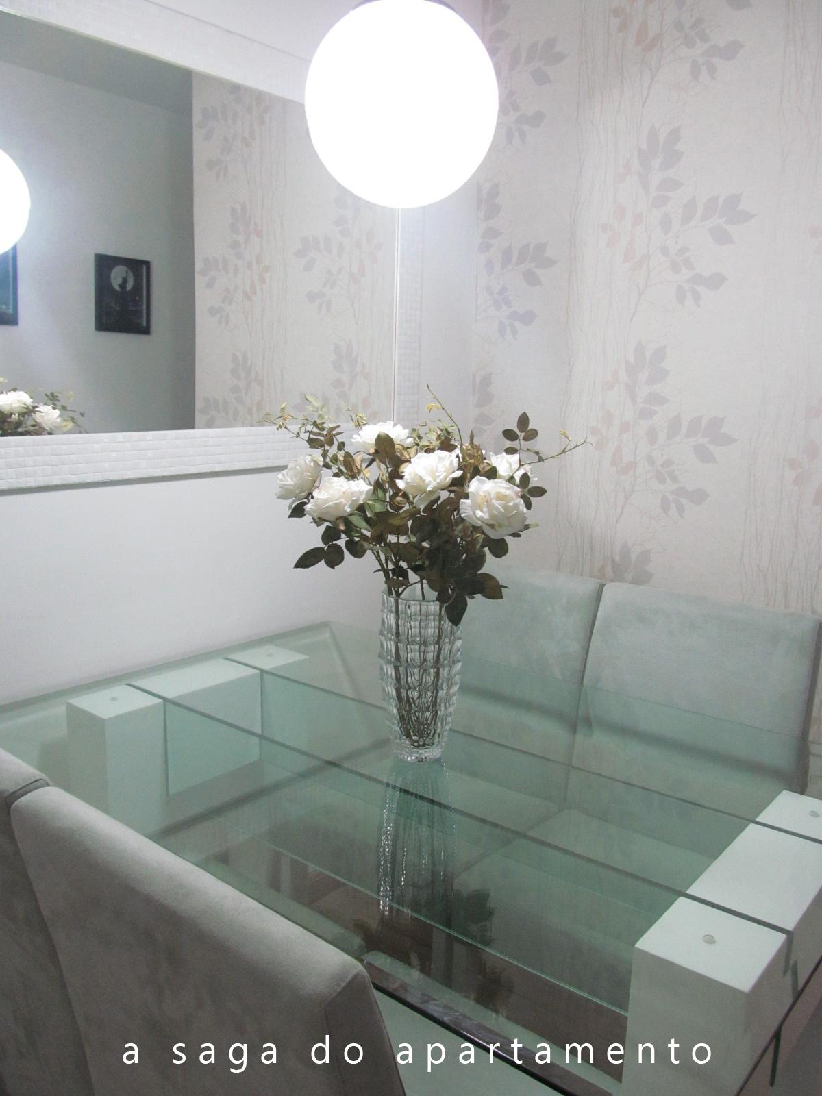 Escolhendo o centro de mesa vaso com flores a saga do - Centros de mesa de flores ...