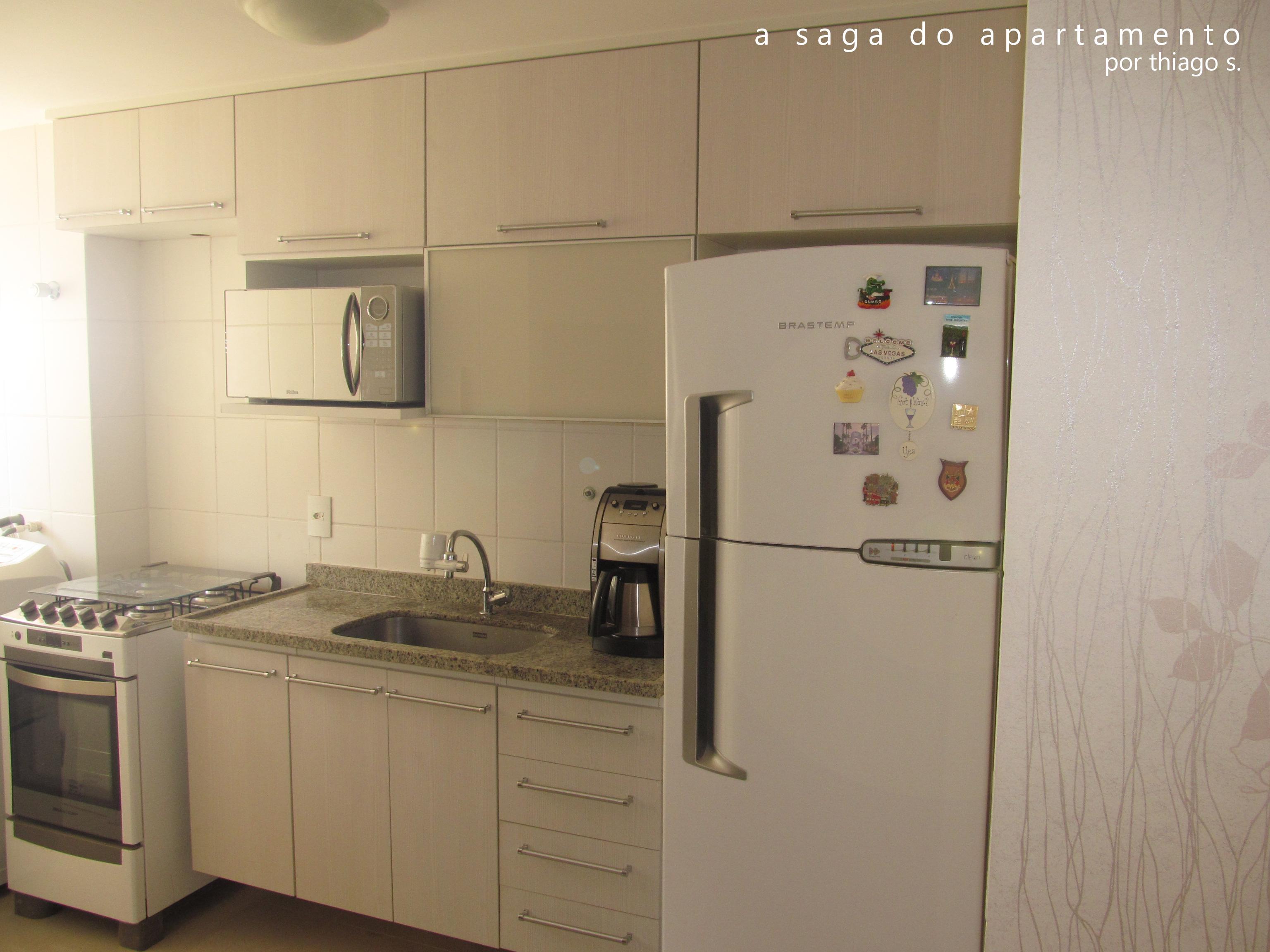 projeto de cozinha planejada pequena #90743B 3072 2304
