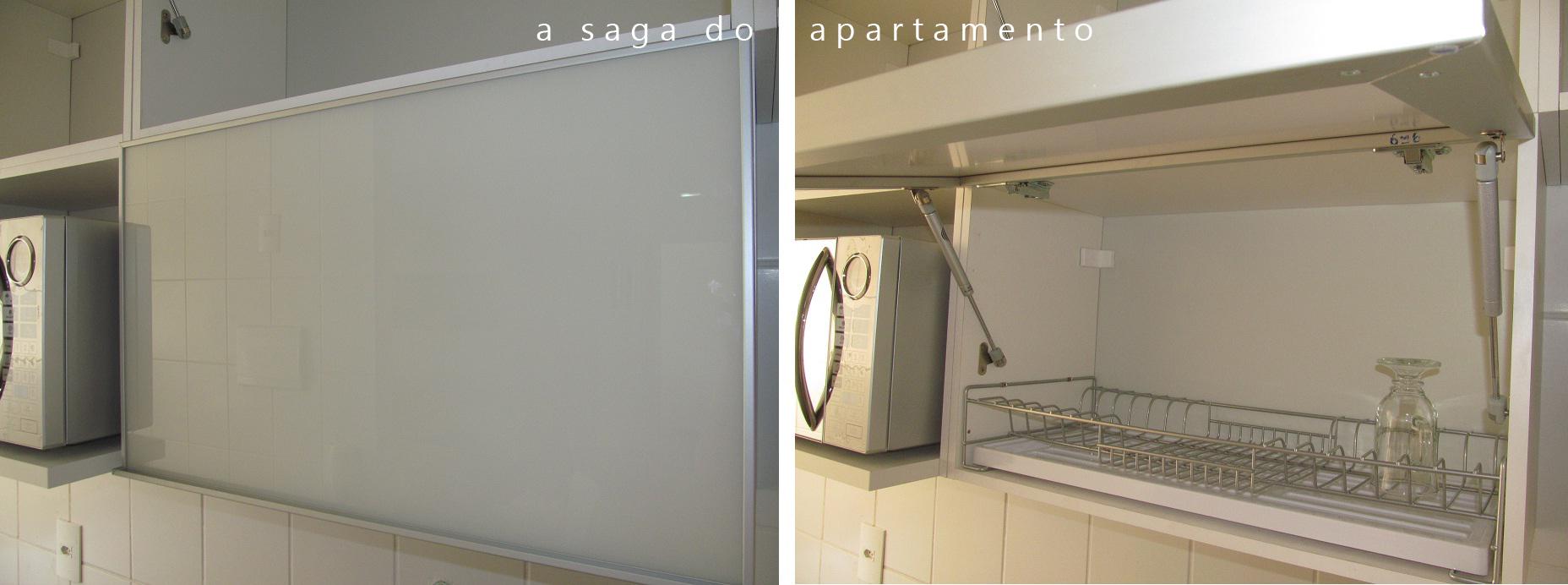 Finalmente os Móveis Planejados da Cozinha!!! – Italínea  a saga do apartamento # Armario De Cozinha Planejado Porta De Vidro