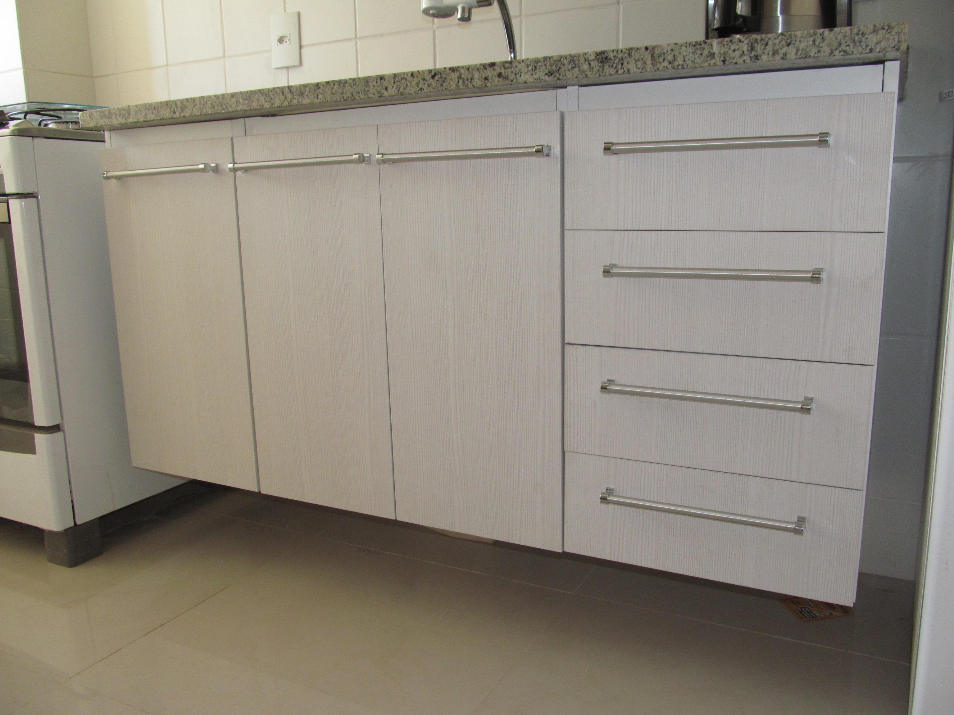 Cozinha planejada a saga do apartamento - Armarios por modulos ...