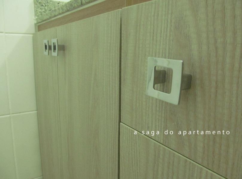 O pequeno e notável Armário Planejado do Banheiro  a saga do apartamento -> Armario De Banheiro Inox