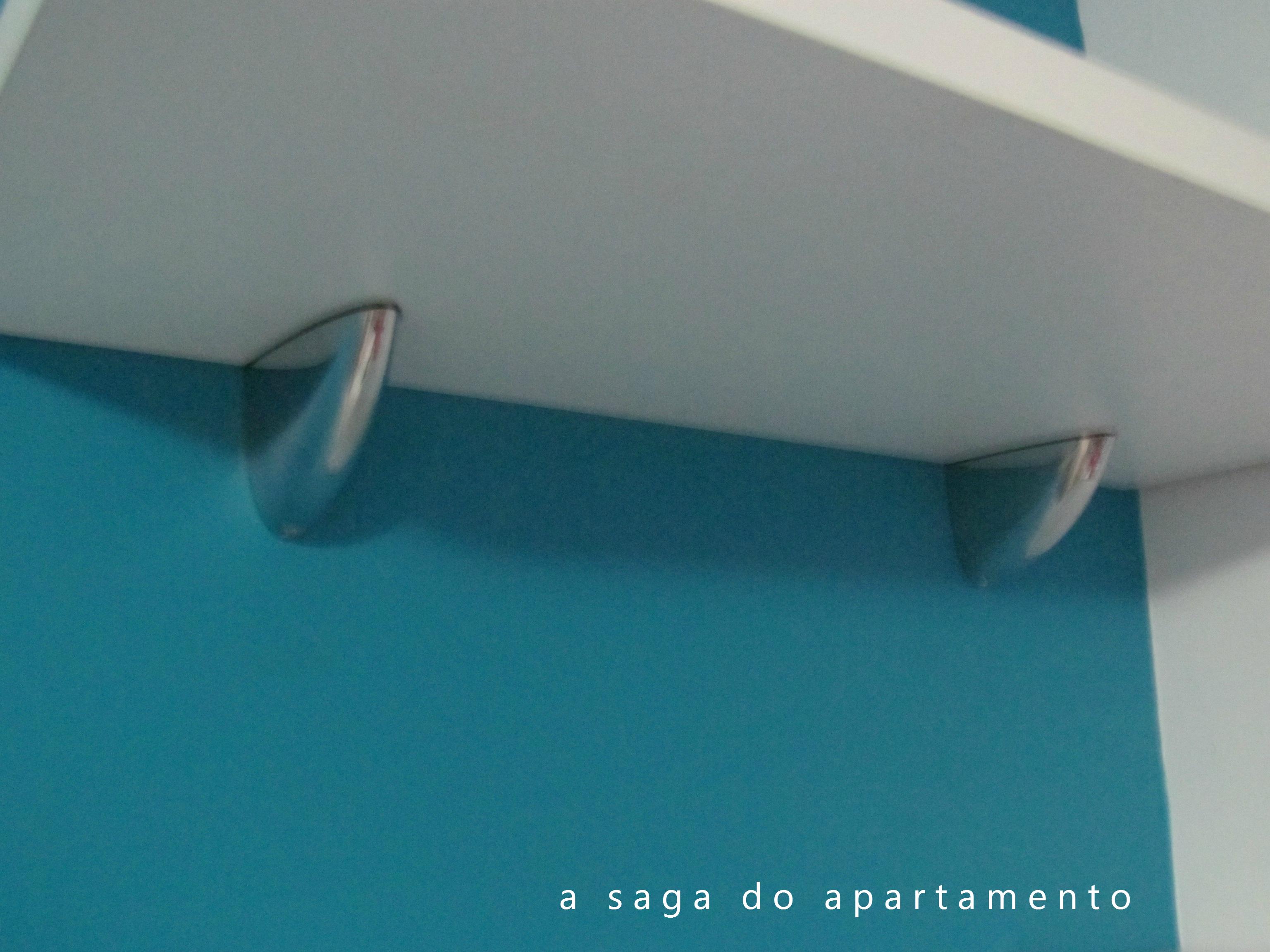 Caixas Organizadoras Painel de Madeira etc. a saga do apartamento #1F7080 3072x2304