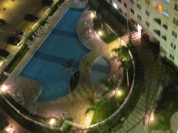 iluminacao piscina