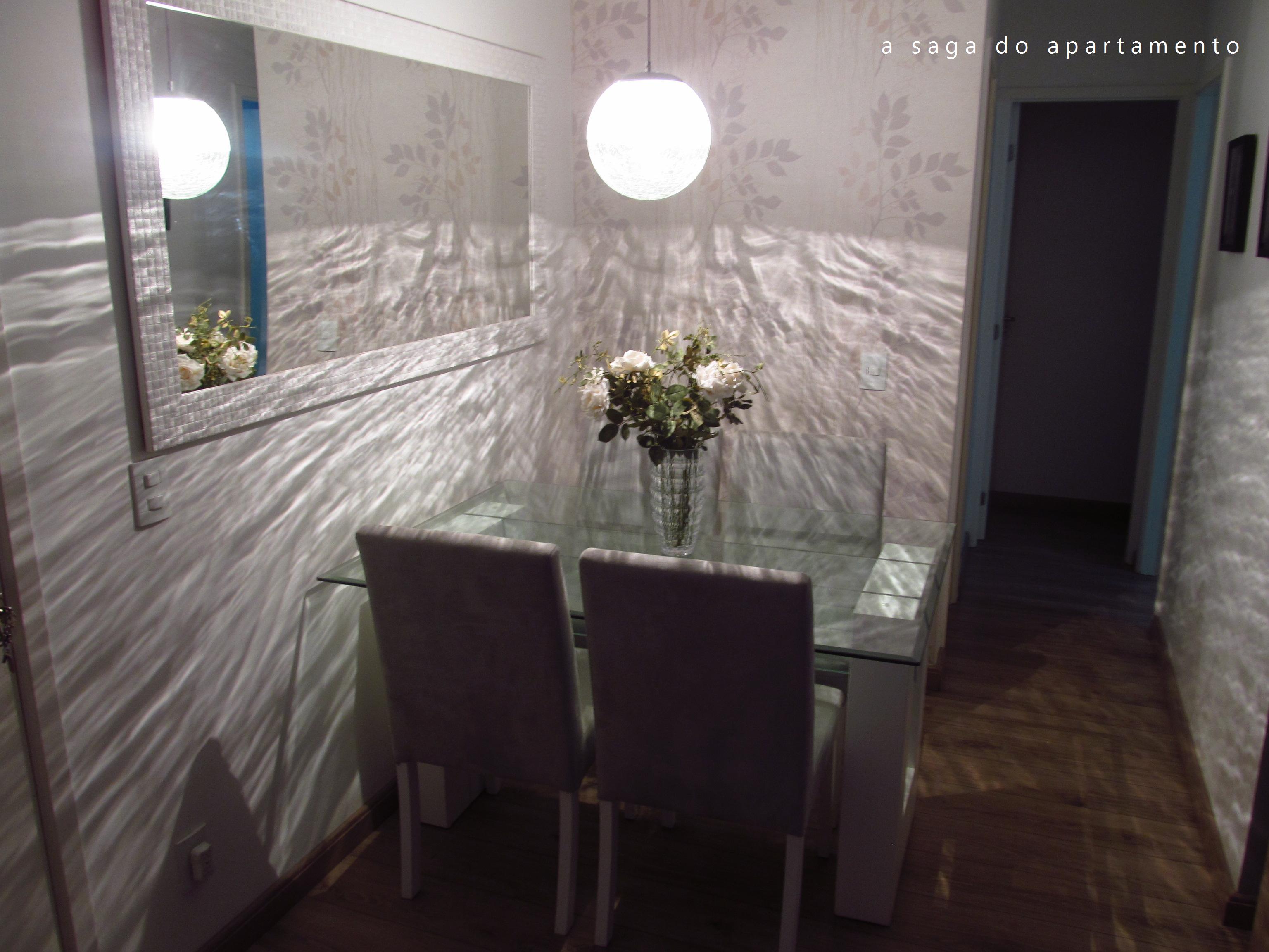Dividindo ambientes com luz a saga do apartamento #304C61 3072x2304