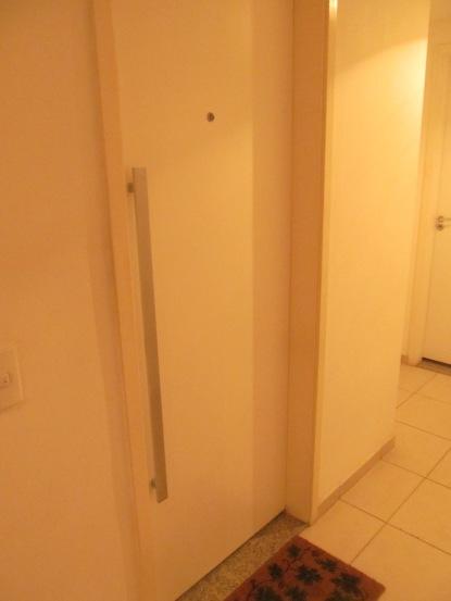porta corredor