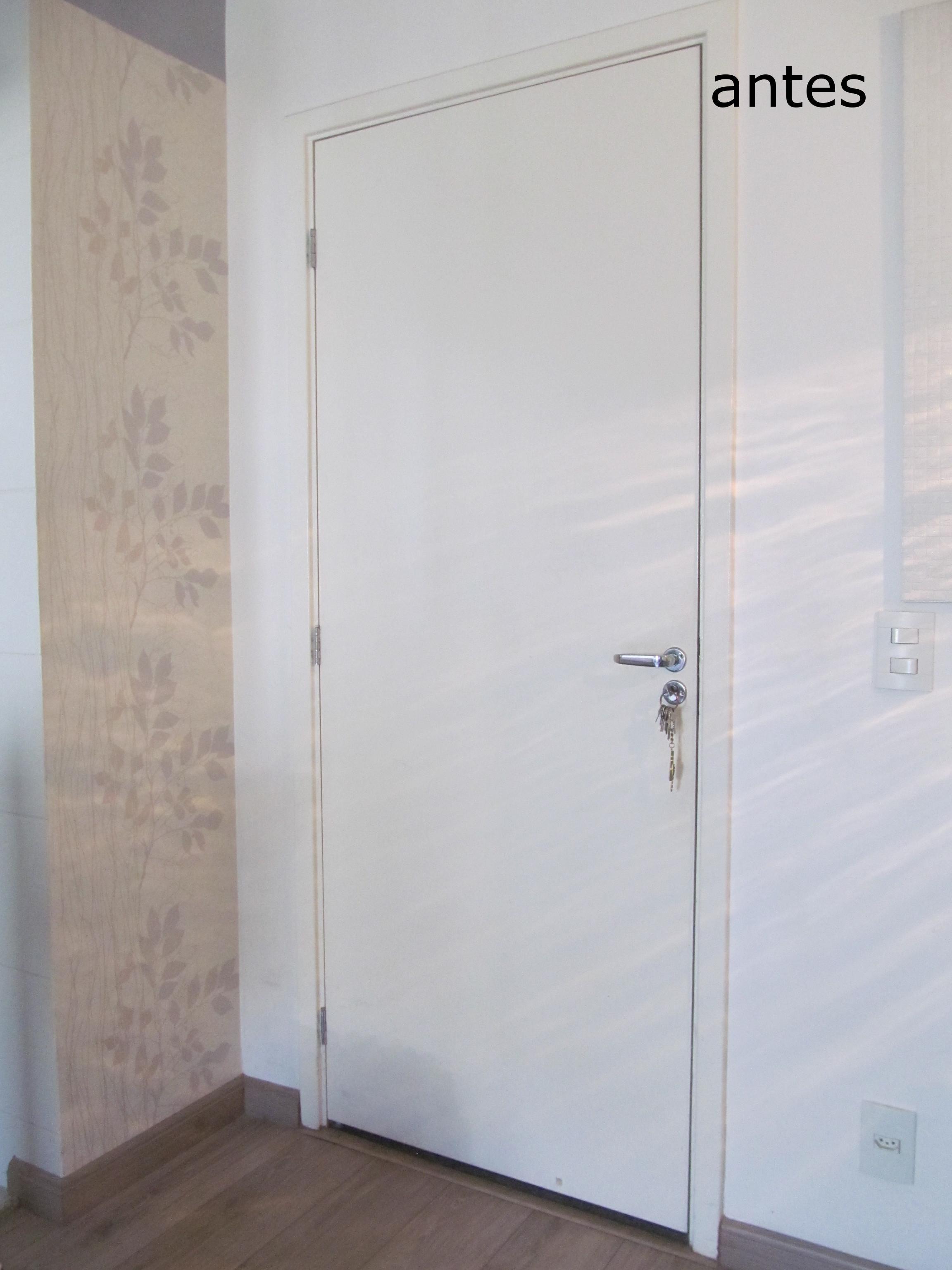 nova porta de entrada: madeira sólida laqueada a saga do  #546377 2304x3072 Banheiro Com 2 Portas De Entrada