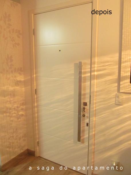 porta madeira laca branca