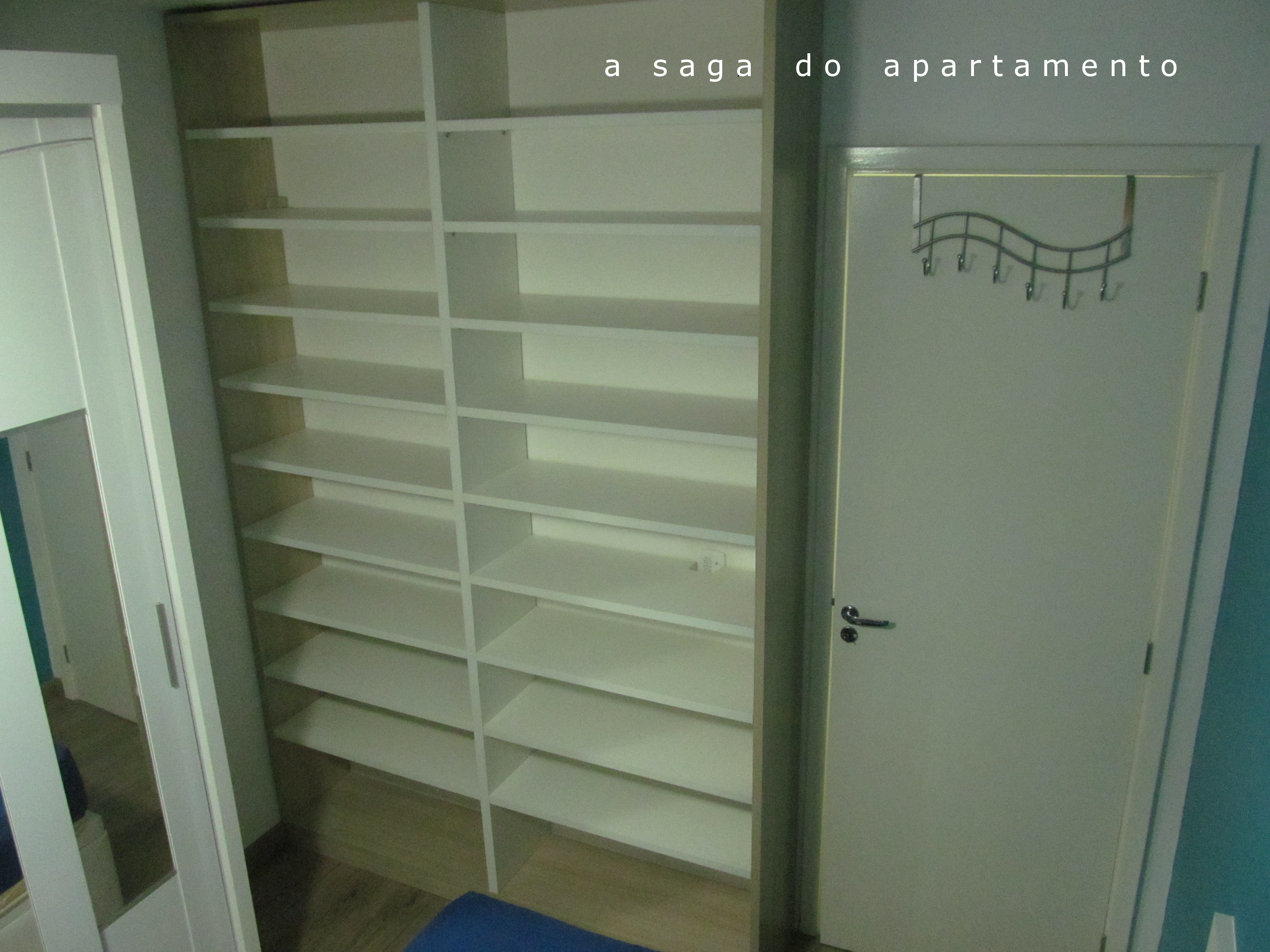 organizar sapatos a saga do apartamento #204158 3072x2304