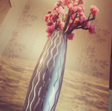 vaso westwing centro de mesa