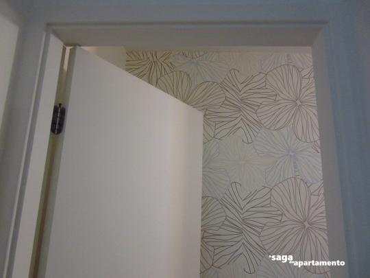 pintura porta esmalte fosco branco