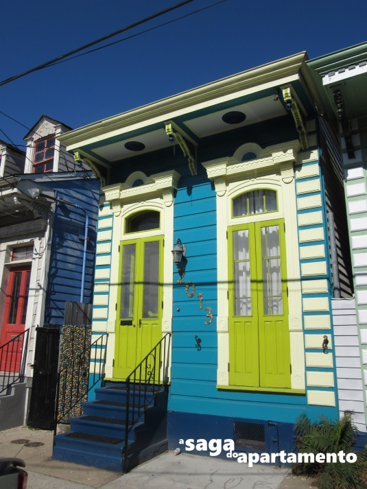 typical marigny house new orleans