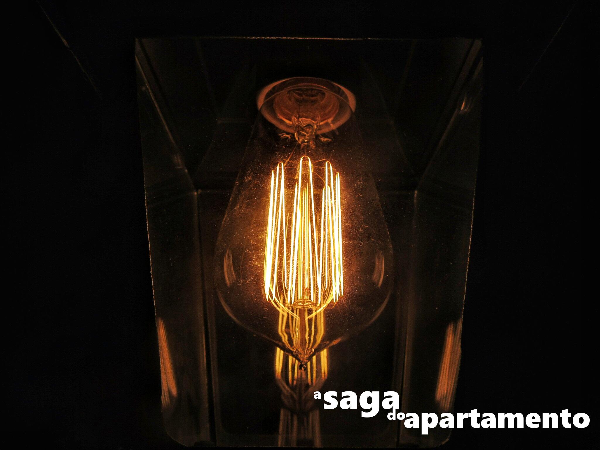 Lampada Filamento Decorativa : lampada-filamento-carbono